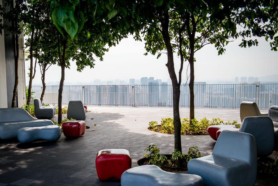 utsikt singapore
