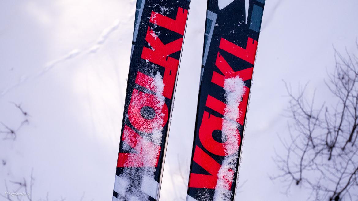 Völkl skidor