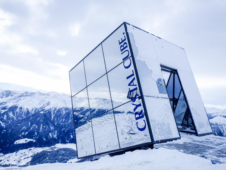 crystal cube serfaus