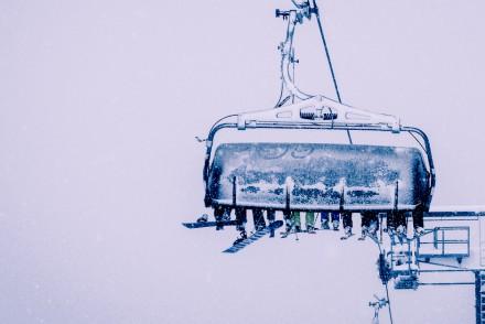 snöig lift