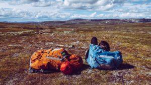 Jämtlandstriangeln vila