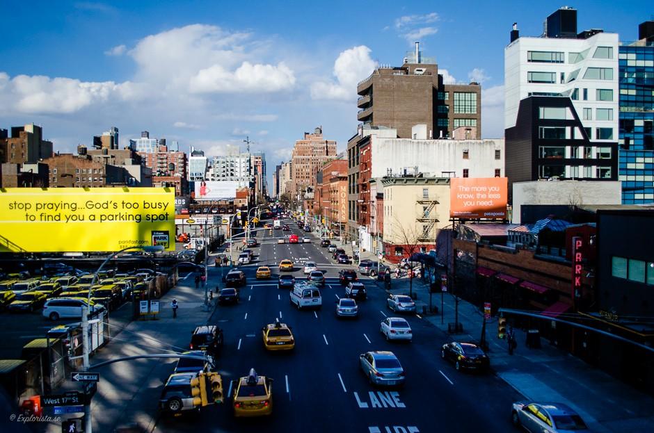 new york vägar