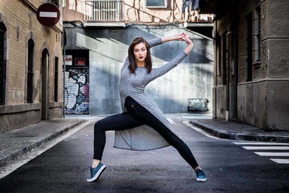 streetdance tjej