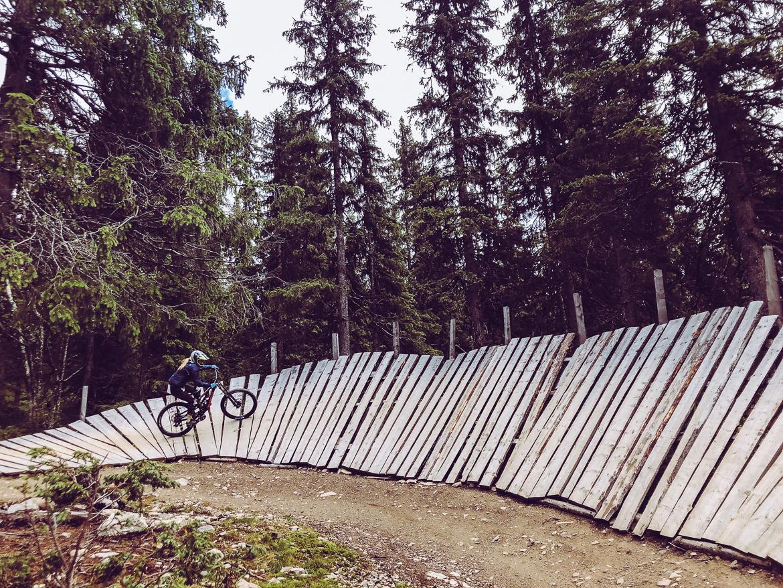 Lofsdalen bike park