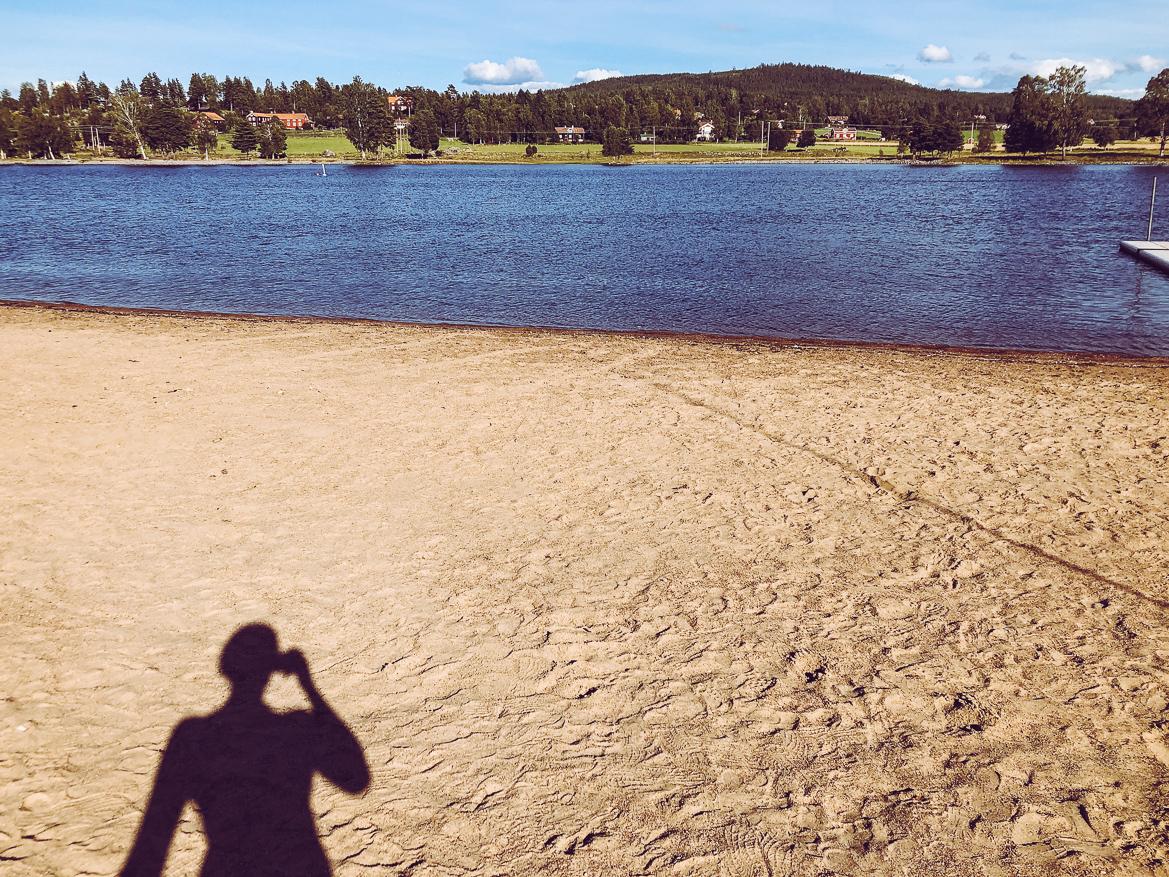 Bad i Järvsö