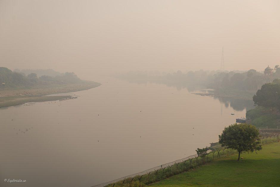 flod och smog indien