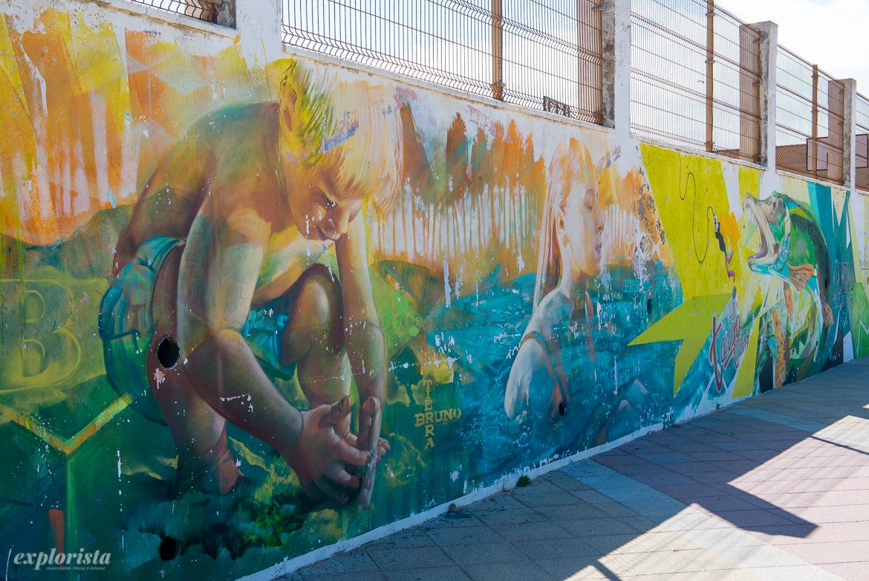 grafitti i tarifa