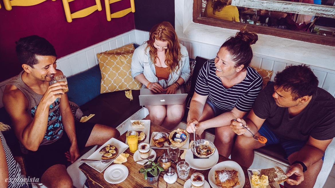 Frukost på Surla, Tarifa