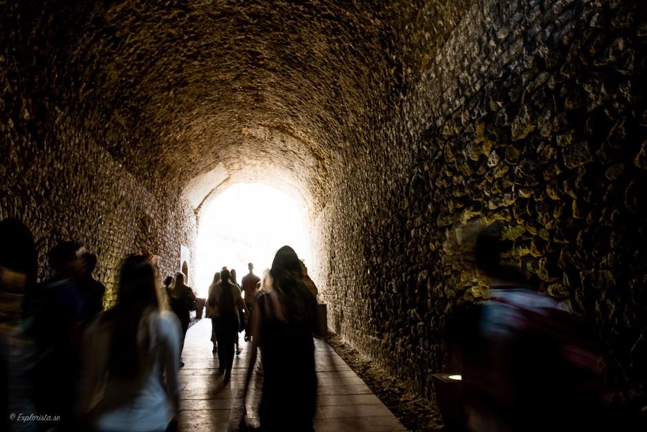 tunnel tarragona