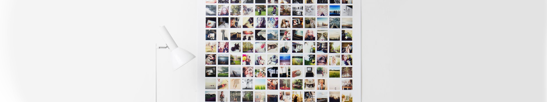 Instagramtavla – snyggt och enkelt!