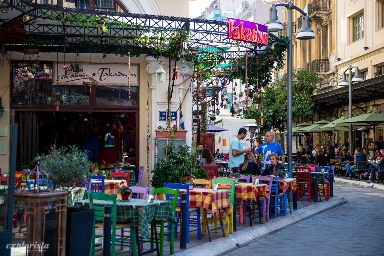 restaurang  thessaloniki