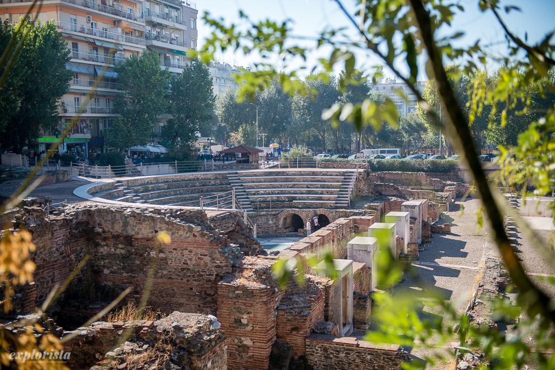 utgrävningar thessaloniki