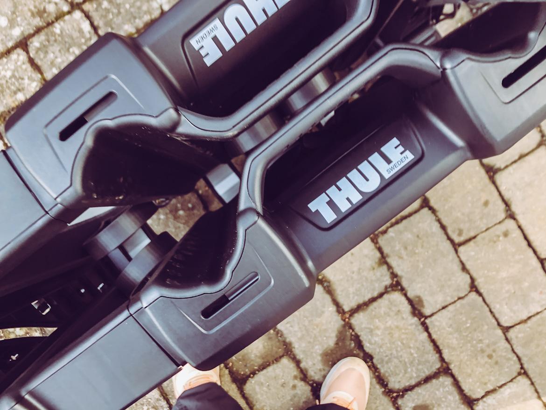 Thule EasyFold XT3 mountainbike