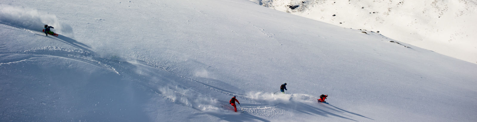 skidåkare