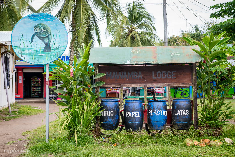 recycling tortuguero
