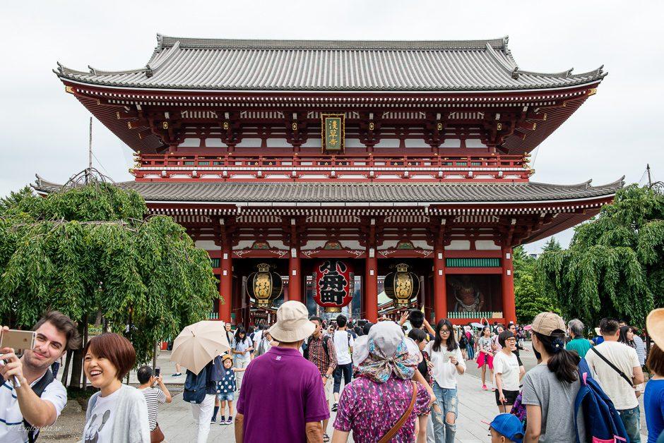asakusa tempel tokyo