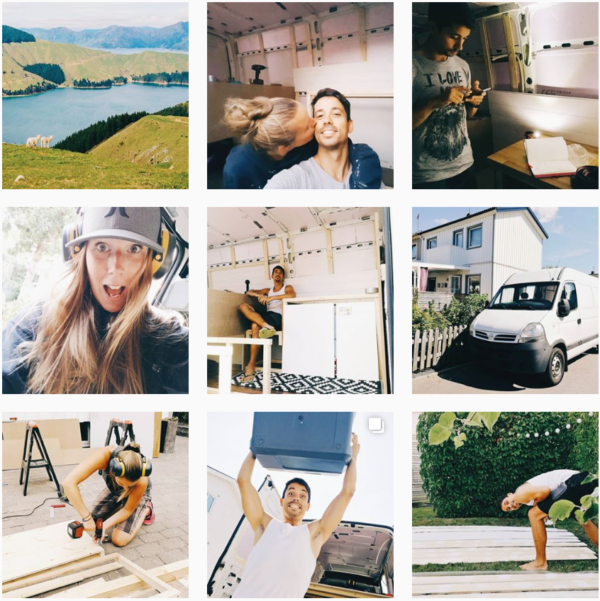 Instagram @twomakingmemories