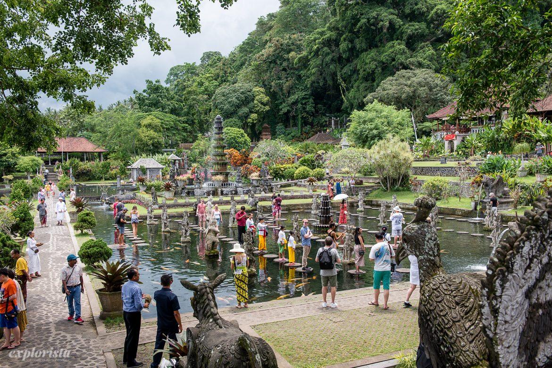 water garden tirtta gangga