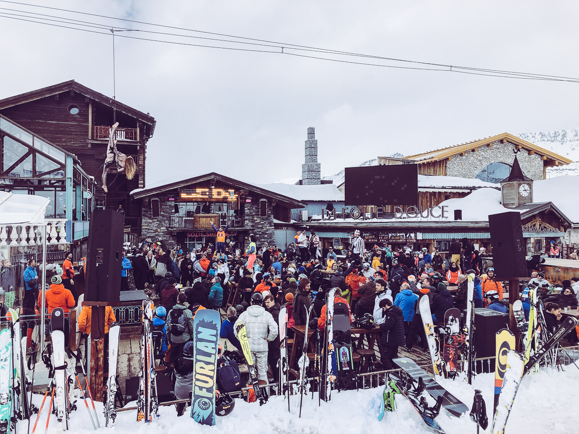 Folie Douce in Val d'Isere