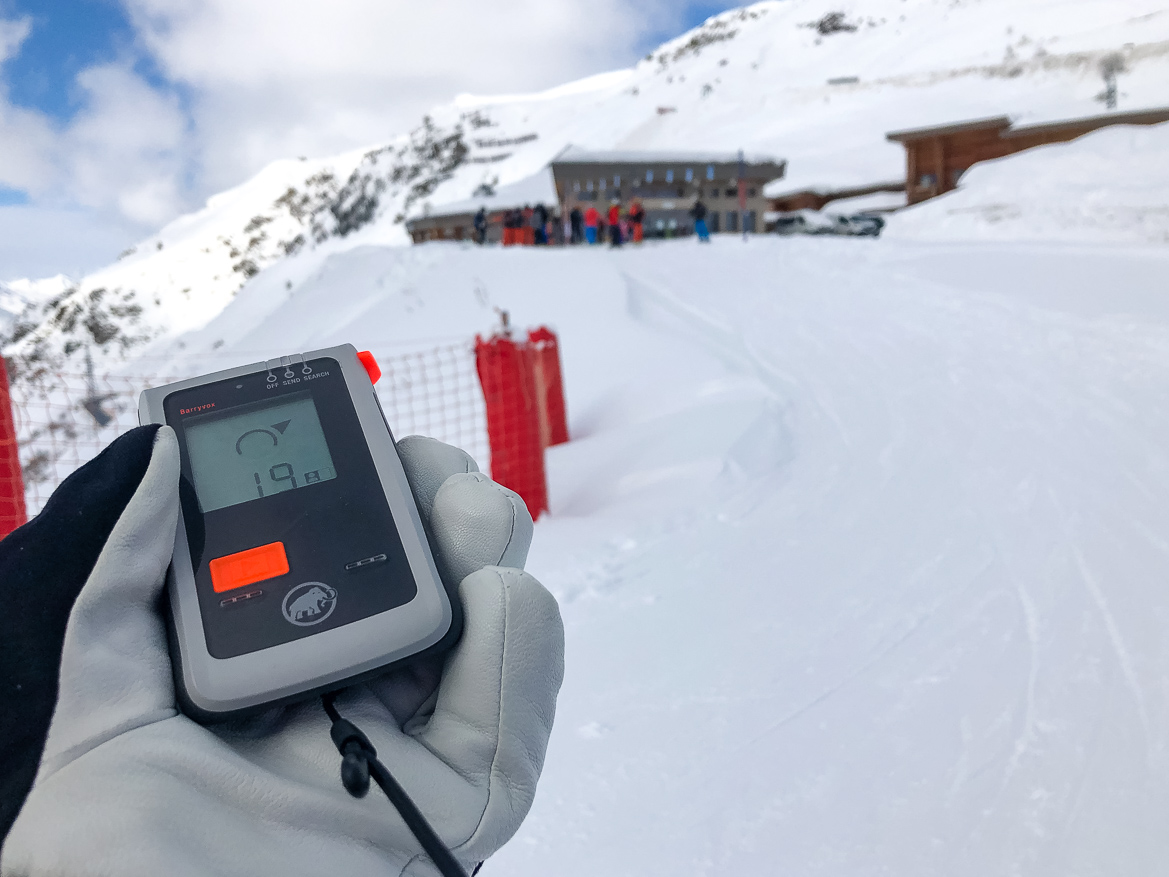 transceiver ucpa val thorens