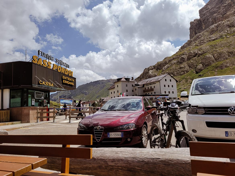 Val di Fassa bike park