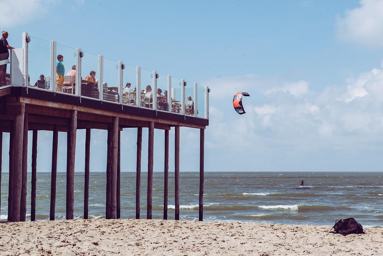 Brouwersdam kitesurf
