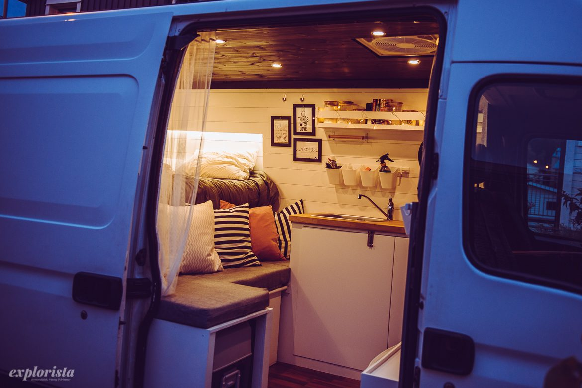 campervan explorista