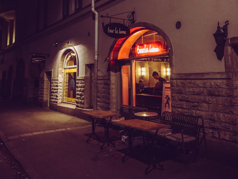 La Lune bar i Göteborg