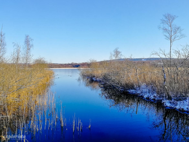 rocksjön vinter