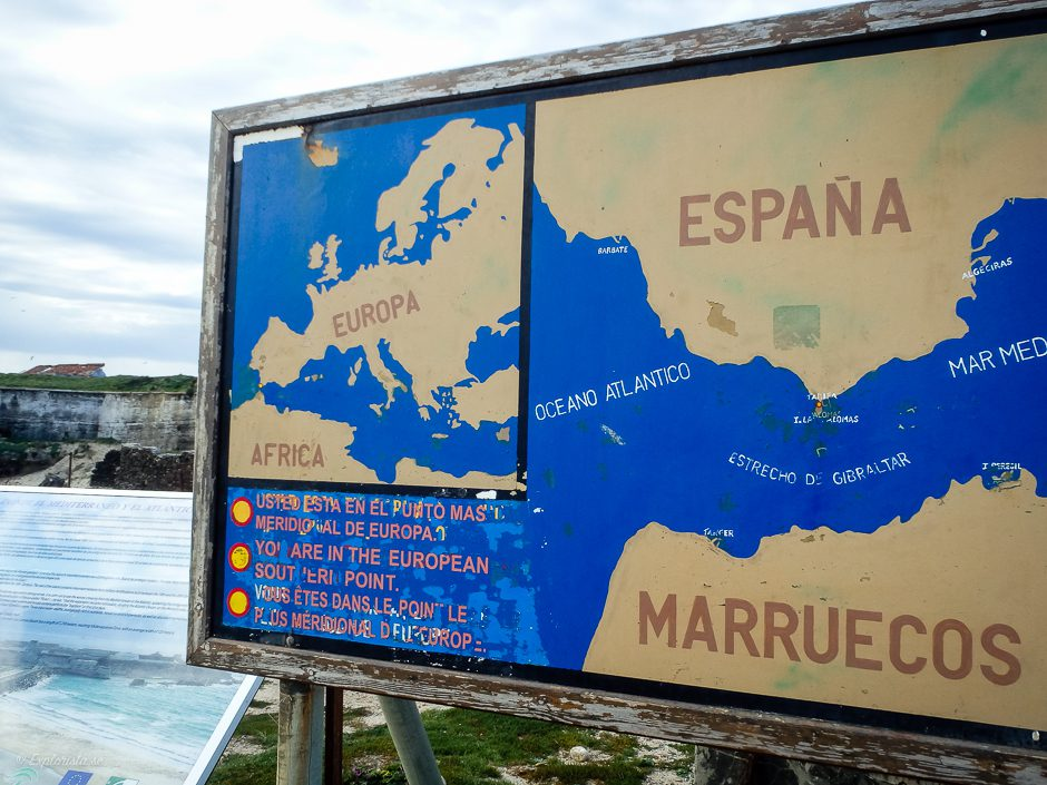 southernmost europe sign