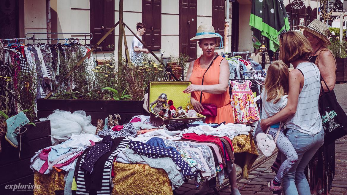 second hand gatauförsäljning