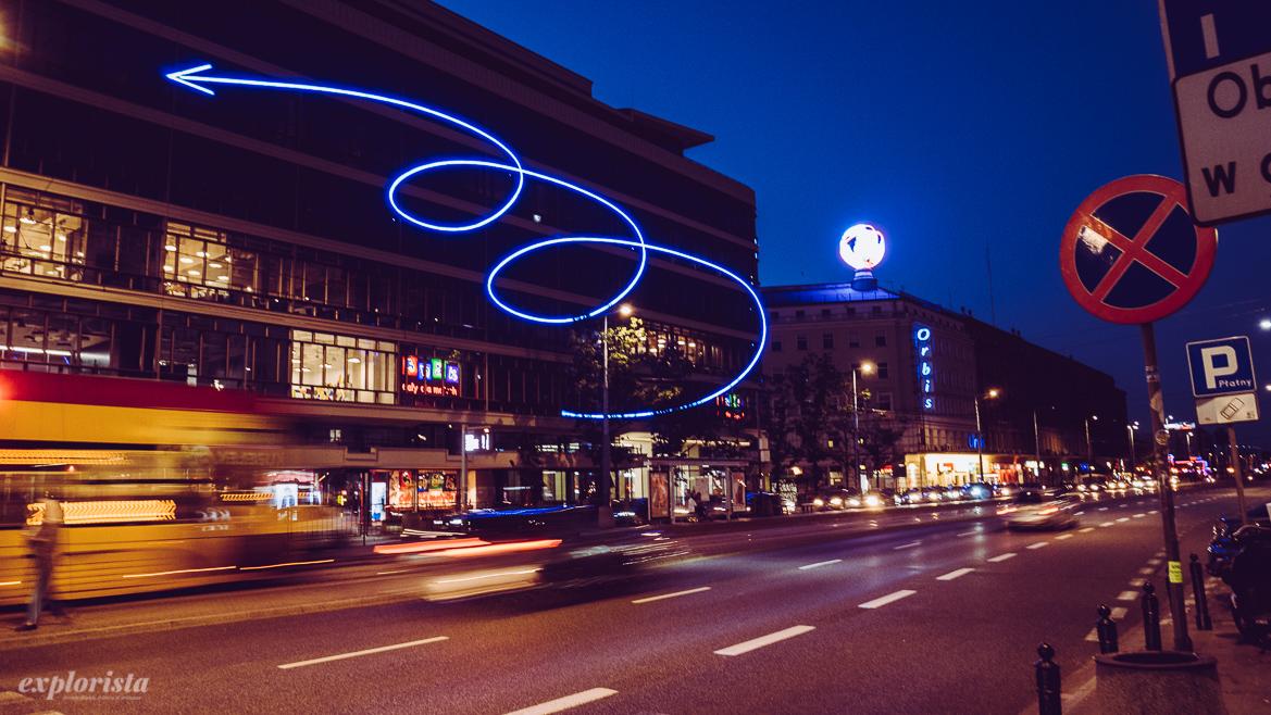 warszawa by night