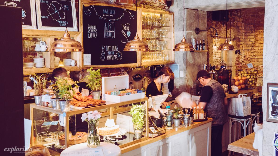 warszawa cafe