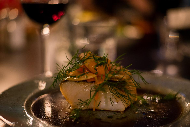 Mat från restaurant Grow i Åre