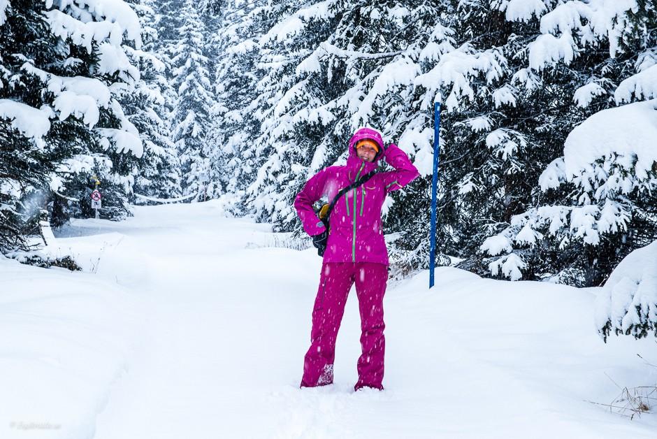 explorista snö