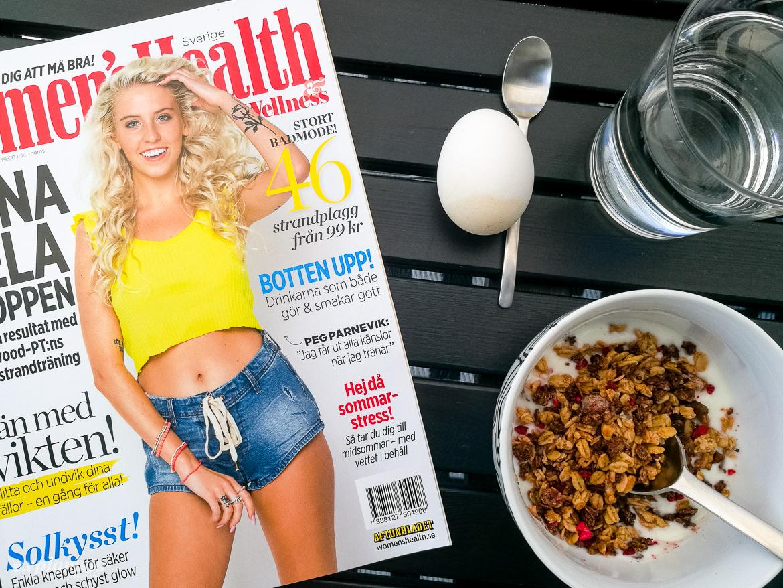 frukost & womens health