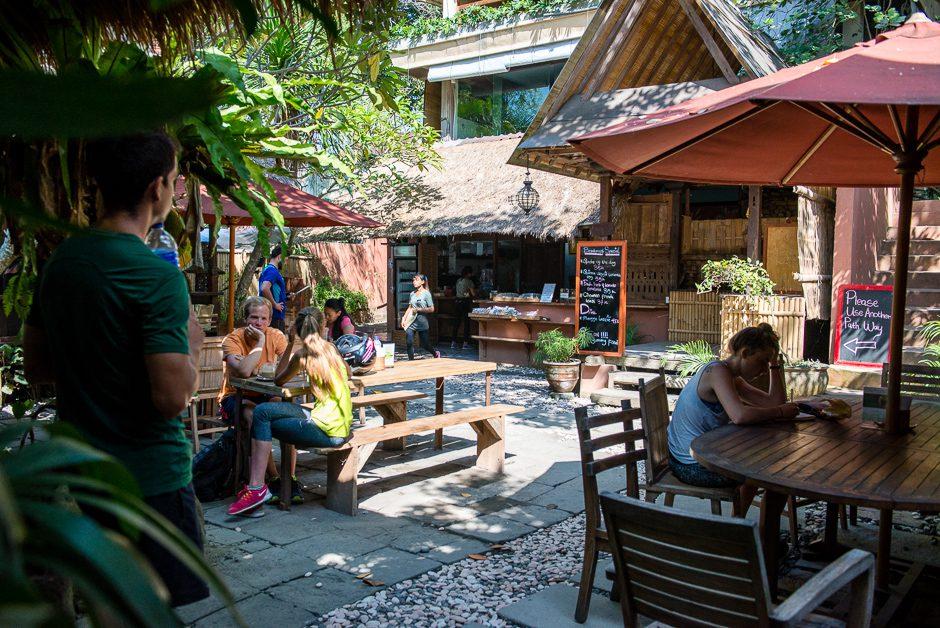 cafe yogabarn ubud